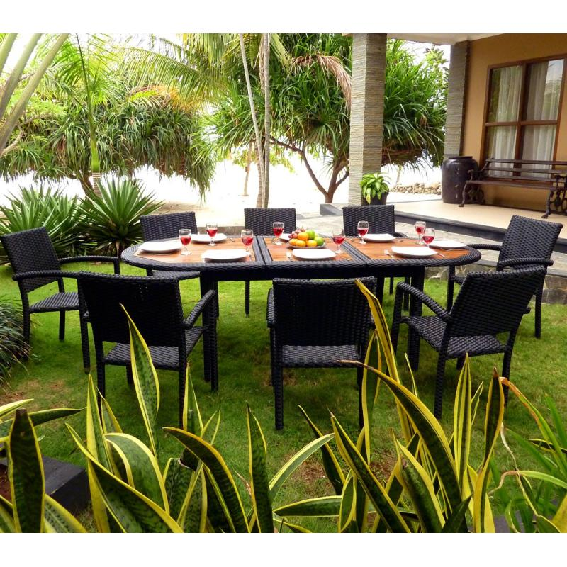Stunning Table De Jardin Teck Entretien Photos - Amazing House ...