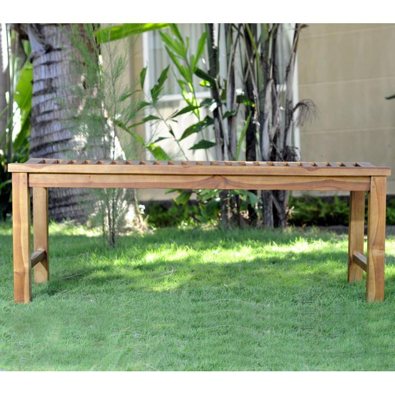 Banc de jardin castorama fabulous table with banc de - Banc de jardin occasion ...