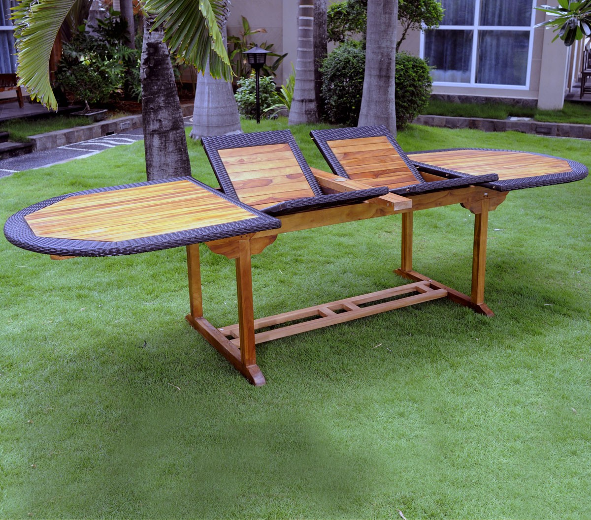 Awesome Groupon Table De Jardin Teck Gallery - Design Trends 2017 ...