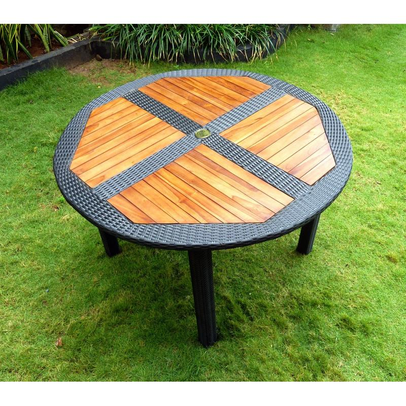 Table Jardin Resine Tressee Salon De Jardin Ensemble Table Teck R Sine Et Chaises R Sine Salon