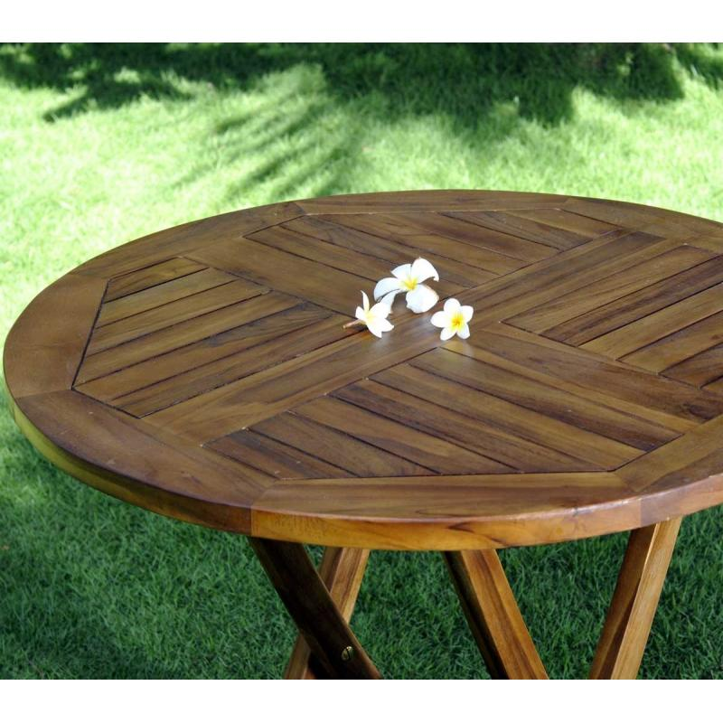 Best table de jardin pliante teck contemporary amazing - Table pliante exterieur ...