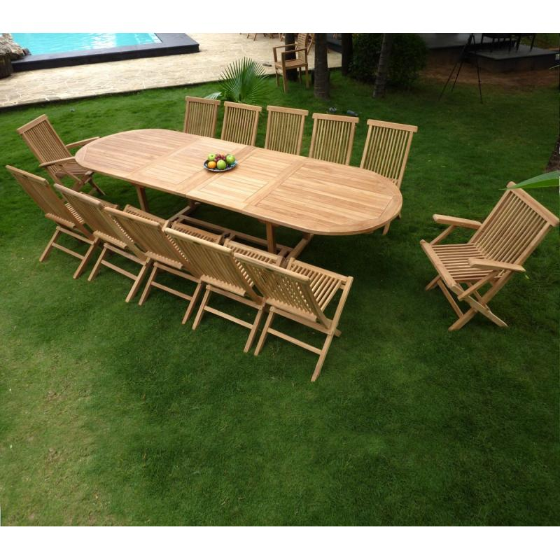 Mobilier De Jardin No Wood