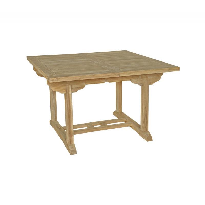 Table de jardin en teck 8 places rallonge papillon - Table jardin teck soldes paris ...