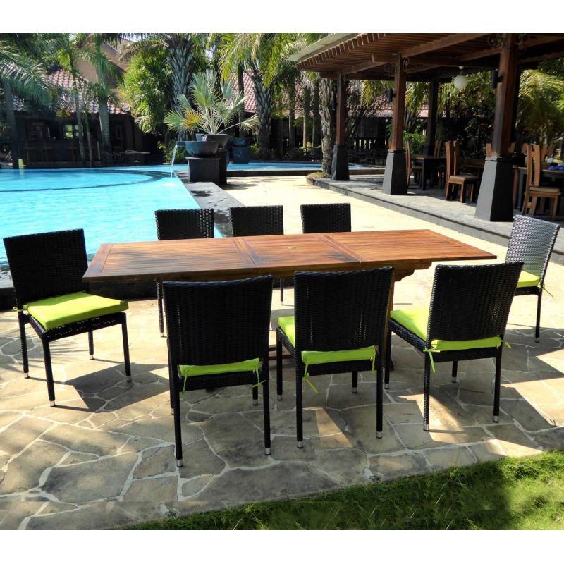 awesome salon de jardin resine avec rangement coussin pictures amazing house design. Black Bedroom Furniture Sets. Home Design Ideas