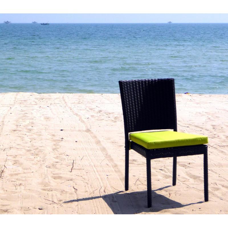 Chaise en résine tressée de qualité au meilleur prix !