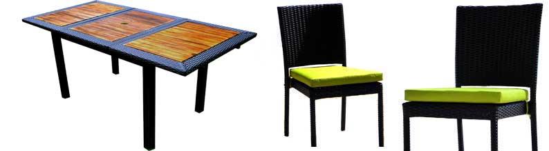salon lombok pour votre jardin