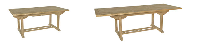 table teck brut