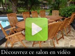 video de votre ensemble de jardin